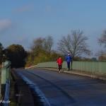 Die Streckensperrung erfolgte diesmal ungewöhnlicherweise nicht nach der roten Flagge, sondern nach der roten Jacke...